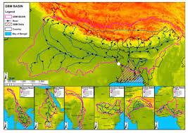 Map Of Indus River Satellites Hold Secrets To Understanding Remote Rivers U003e Servir