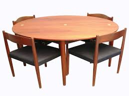 furniture mid century dining table and chairs inspirational nice