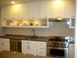 kitchen cabinets with shelves kitchen ideas under cabinet the unique kitchen shelves ideas