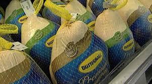 thanksgiving turkey shortage half as many 16lb birds are