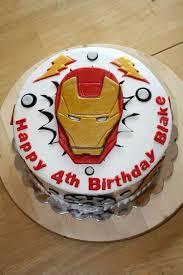 iron man cupcakes ideas iron man birthday cake party