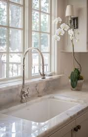 modern faucets kitchen kitchen arched modern faucets kitchen with decorative planter for