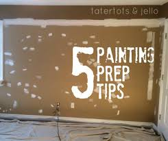 5 painting prep tips u0026 how to paint perfect wall stripes