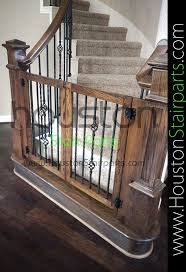 Best Stair Gate For Banisters Best 25 Dog Gates Ideas On Pinterest Doggie Gates Baby Gates