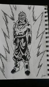 devin manga style drawing dragonballz amino