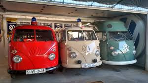 volkswagen microbus 2016 interior a firetruck ambulance and an extremely rare vw dealership