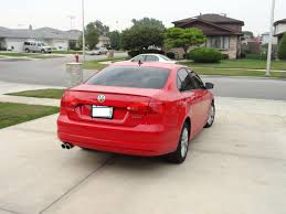 red volkswagen jetta 2002 vwvortex com show off your window tint
