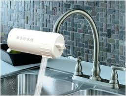 kitchen use activated carbon faucet water filter faucet water