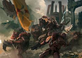 warhammer 40k fanon how to make a fanon space marine chapter