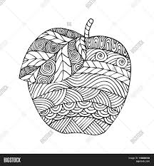 coloring book page design vector u0026 photo bigstock