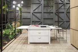 contemporary kitchen hdf metal island 6 minacciolo videos