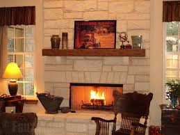 How To Build Fireplace Mantel Shelf - upgrade with a diy fireplace mantel faux wood workshop
