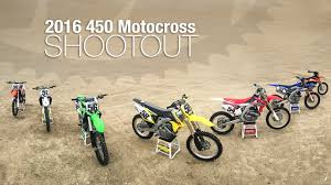 video motocross freestyle 2016 450 motocross shootout video motorcycle usa