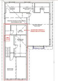 master house plans two house plans with master on second floor 100 images house