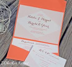 wedding invitations and rsvp coral wedding invitations and rsvp suite pocket deposit
