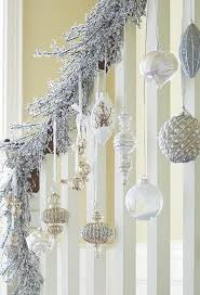 White Christmas Decor Pics by Best 25 Silver Christmas Decorations Ideas On Pinterest Silver