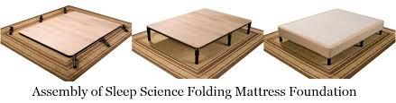 Sleep Science Adjustable Bed Sleep Science Escape 14 Inch Luxury Memory Foam Mattress Reviews