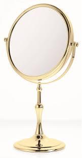 Vanity Mirror Uk Amazon Com Danielle D245 Gold Sculpted Vanity Mirror 7x Gold
