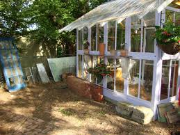 Greenhouse Windows by July 2010