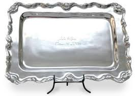 guest book platter luxurious wedding style report signature guestbook platter
