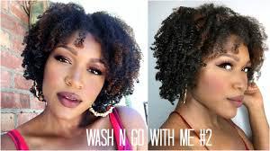 hair activator for black hair wash n go w me long aid curl activator gel on 4b hair