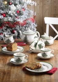spode tree cake plate and server spode uk