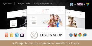 luxury woocommerce wordpress theme by xstheme themeforest