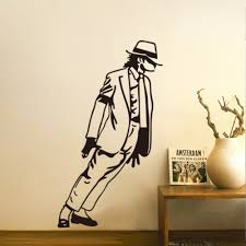 best wall stickers really creative wall stickers for your home aliexpress 57 25cm best ing 2017 dancing michael jackson wall stickers removable vinyl wall decor wall