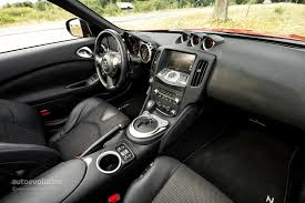 nissan roadster interior 2014 nissan 370z roadster review autoevolution