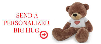 birthday bears delivered teddy big teddy stuffed bears giantteddy