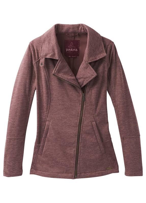 prAna Marabelle Softshell Jacket Wedged Wood Medium W23180559-WDWO-M