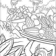 madagascar coloring pages 24 madagascar coloring sheets