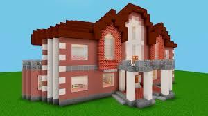 minecraft how to build a medium sized clay house clay design