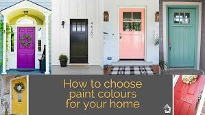 paint your home 5 tips to get it right when choosing the external colour scheme for