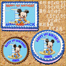 decoration cupcake anniversaire online get cheap print cupcake toppers aliexpress com alibaba group