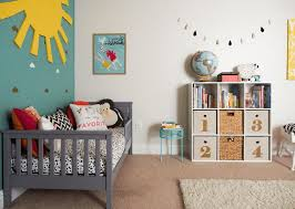 kids room shelves 28 ideas for adding color to a kids room