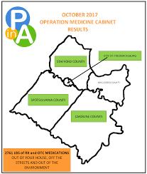 Fredericksburg Va Map Operation Medicine Cabinet