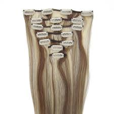 16 Inches Hair Extensions by 16 Inch Reasonable Straight Clip In Human Hair Extensions 8 613 7