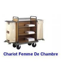 chariot femme de chambre chariot femme de chambre tenu equippement com
