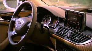 audi a6 interior at 2012 audi a6 sedan interior