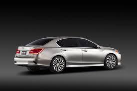 lexus sedan concept 2013 acura rlx concept sedan sports new v6 hybrid system with