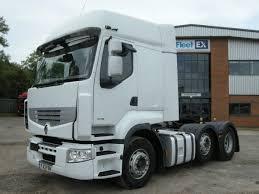 renault premium 6x2 adr tractor unit 2013 fj13 fbk fleetex