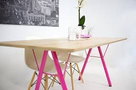 wooden trestle table legs trestle tables for your interior