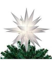 sale 12 inch lighted tree topper