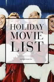 best 25 list of christmas movies ideas on pinterest christmas