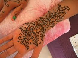 floral henna design learn to flower design with mehndi