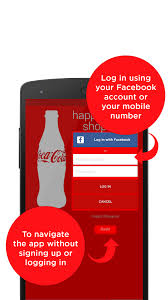 coca cola happy shopmate android apps on play