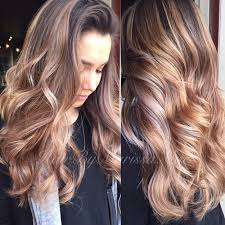 light brown highlights on dark hair 50 light brown hair color ideas with highlights and lowlights