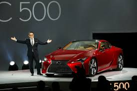 future cars brutish new lexus why these are the 10 most interesting cars at the detroit auto