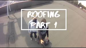 Cougar Paws Roofing Shoes Reviews by Roofing Part 1 Youtube